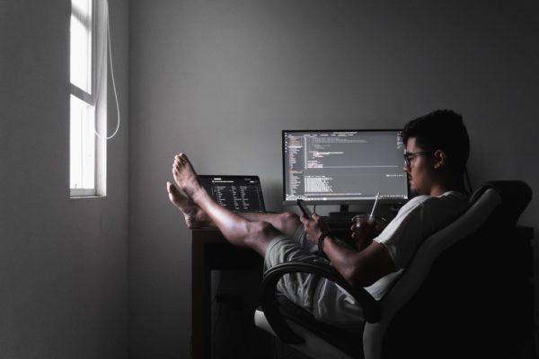 プログラミングできない